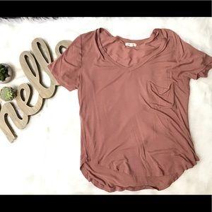 Paper + tee shirt 👚